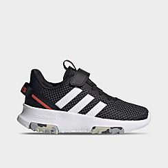 Boys' Little Kids' adidas Essentials Racer TR 2.0 Casual Shoes
