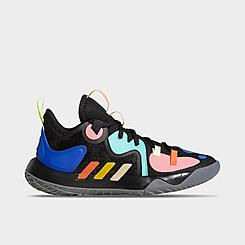 Big Kids' adidas Harden Stepback 2 Basketball Shoes