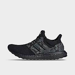 Women's adidas UltraBOOST DNA Black Python Running Shoes