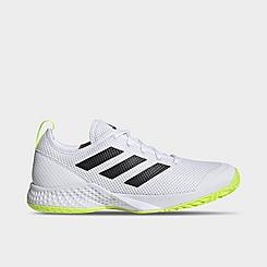Men's adidas APAC Halo Multicourt Tennis Shoes