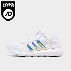 Girls' Big Kids' adidas Originals Swift Run X Casual Shoes