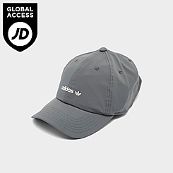 adidas Originals OG Relaxed Edge Taping Adjustable Strapback Hat