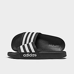 Boys' Big Kids' adidas Adilette Shower Slide Sandals