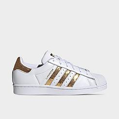 Women's adidas Originals Superstar Premium Casual Shoes