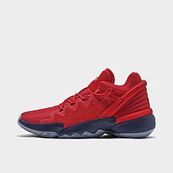 Big Kids' adidas D.O.N. Issue #2 Basketball Shoes
