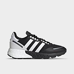 Big Kids' adidas Originals ZX 1K BOOST Casual Shoes