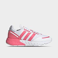 Girls' Big KIds' adidas Originals ZX 1K Boost Casual Shoes