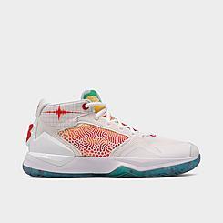 Big Kids' New Balance Kawhi 1 Basketball Shoes
