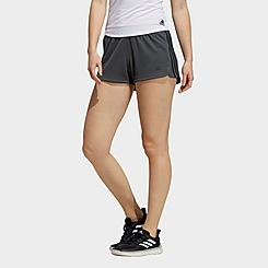 Women's adidas Pacer 3-Stripes Training Shorts