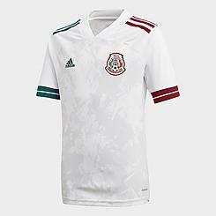 Kids' adidas Mexico Away Soccer Jersey