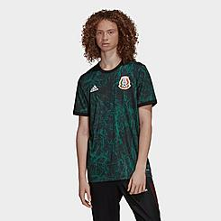 Men's adidas Mexico Pre-Match Soccer Jersey
