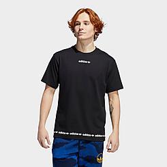 Men's adidas Originals Linear Logo Repeat T-Shirt