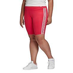 Women's adidas Originals Biker Shorts (Plus Size)