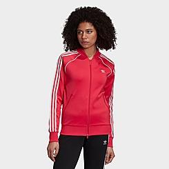 Women's adidas Originals 3-Stripes Primeblue Track Jacket