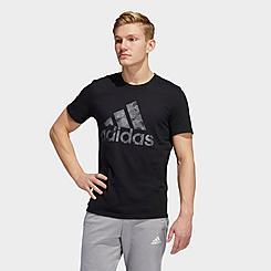 Men's adidas Essentials Continental Camo Graphic T-Shirt
