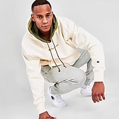Men's Champion Reverse Weave Double Layer Hoodie