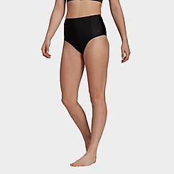Women's adidas High-Waisted Bikini Bottoms