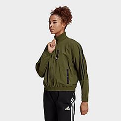 Women's adidas Sportswear Aeroknit Track Jacket