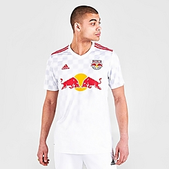 Men's adidas New York Bulls 21-22 Home Soccer Jersey