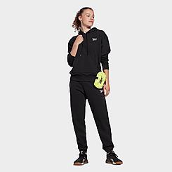 Women's Reebok Identity French Terry Jogger Pants