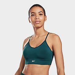 Women's Reebok Workout Ready Medium-Impact Sports Bra