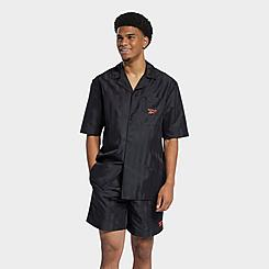 Men's Reebok Classics Summer Retreat Button-Up Shirt