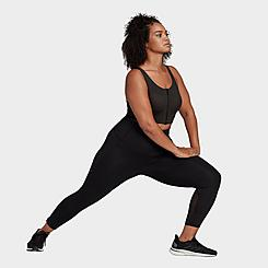 Women's adidas How We Do Long Leggings (Plus Size)