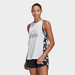 Women's adidas Own The Run Celebration Running Tank