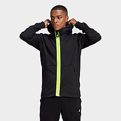Men's adidas Sportswear Innovation Motion Full-Zip Hoodie