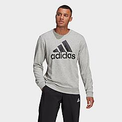Men's adidas Essentials Big Logo Sweatshirt
