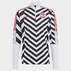 Men's adidas Manchester United Graphic Track Top