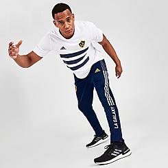 Men's adidas LA Galaxy Soccer Tiro Training Pants