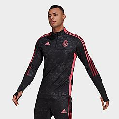 Men's adidas Real Madrid Graphic Track Top