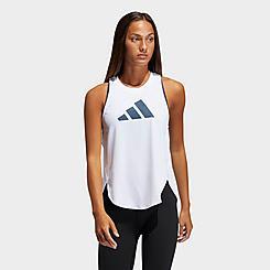 Women's adidas 3 Bar Logo Training Tank
