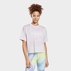 Women's Reebok MYT Mesh Training T-Shirt
