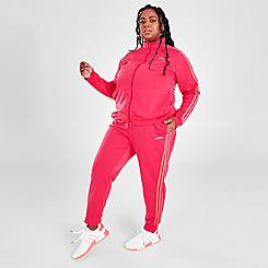 Women's adidas Essentials Cuffed Jogger Pants (Plus Size)