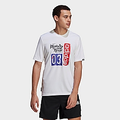 Men's adidas for the Oceans Primeblue Graphic T-Shirt