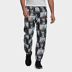Men's adidas Sportswear Mountain Graphic Jogger Pants