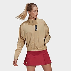 Women's adidas Primeblue Full-Zip Track Jacket