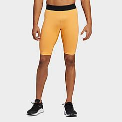 Men's adidas HEAT.RDY Techfit Short Tights