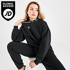 Women's adidas Originals Boyfriend Crew Sweatshirt