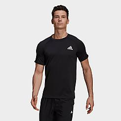 Men's adidas Aeroknit Designed 2 Move Sport Training T-Shirt