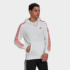 Men's adidas Essentials 3-Stripes Hoodie