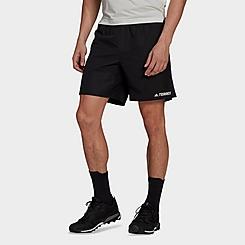 Men's adidas Terrex Primeblue Trail Running Shorts