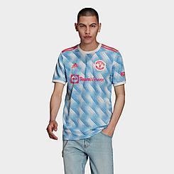Men's adidas Manchester United 2021/22 Away Soccer Jersey