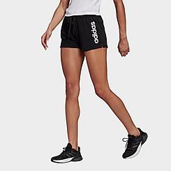 Women's adidas Essentials Slim Logo Shorts