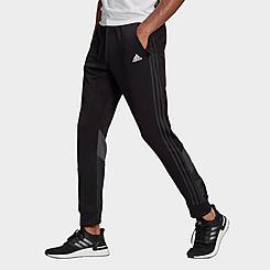Men's adidas Sportswear Fabric Block Jogger Pants