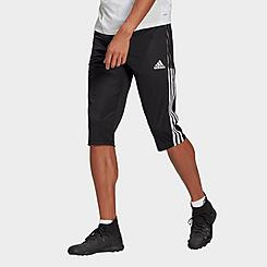 Men's adidas Tiro 21 Three-Quarter Training Pants