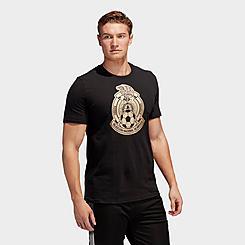 Men's adidas Mexico Amplifier Crest T-Shirt