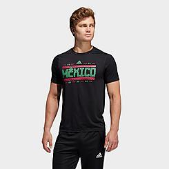 Men's adidas Mexico Creator Soccer T-Shirt